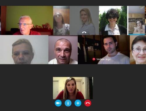"""Druga Skype radionica u projektu """"Osnaživanje"""", pod nazivom """"Svest promene"""""""
